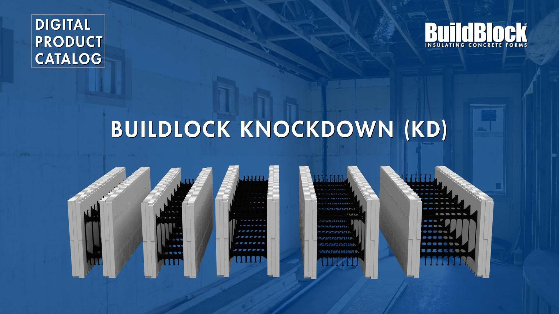 Video: Digital Product Catalog: BuildLock KnockDown (KD)