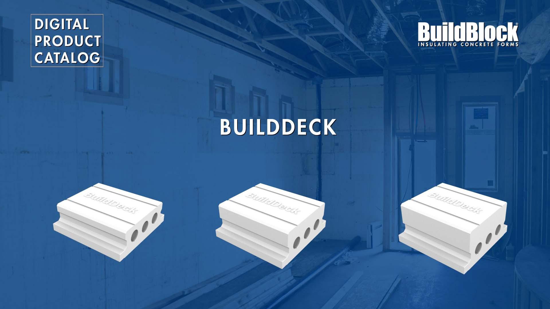 Video: Digital Product Catalog: BuildDeck ICF Decking