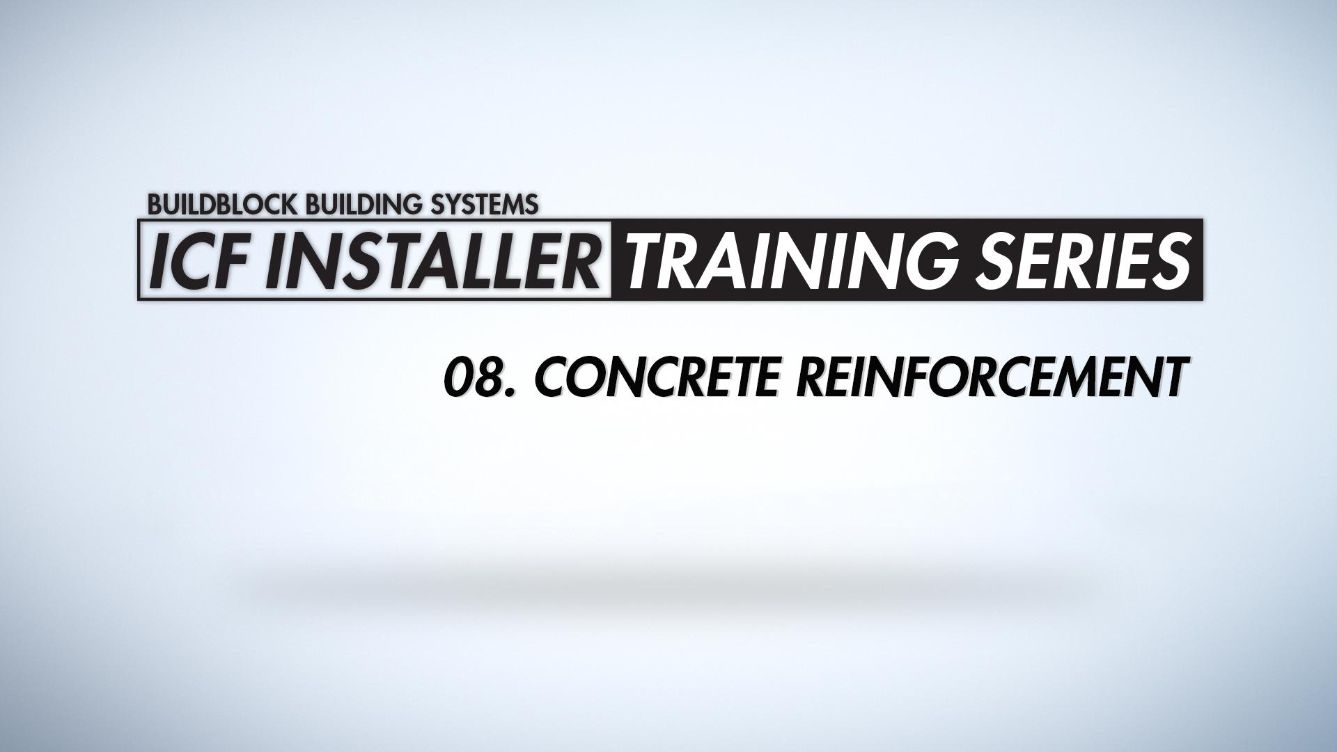 concrete reinforcement