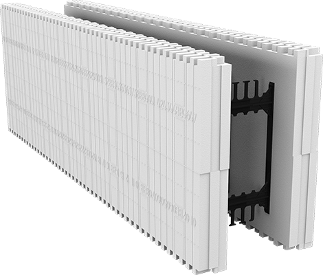 BuildBlock Insulating Concrete Forms (ICFs)