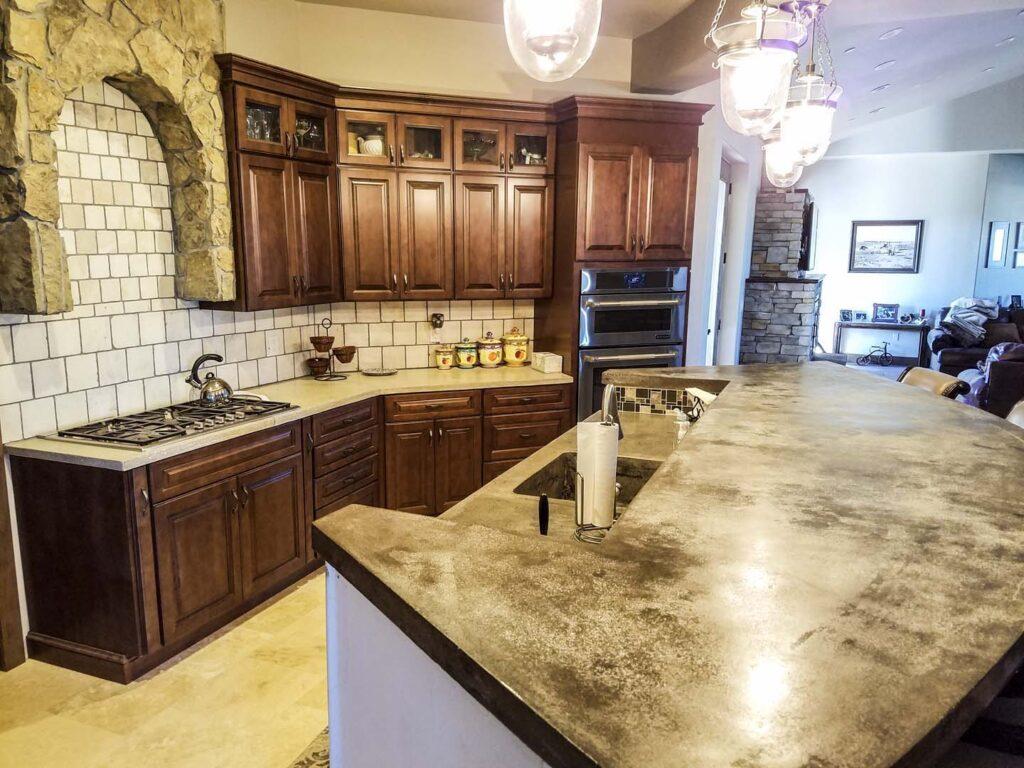 no air conditioning no problem couple builds icf home in colorado