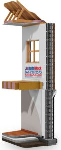 buildblock-icf-model-wall-section