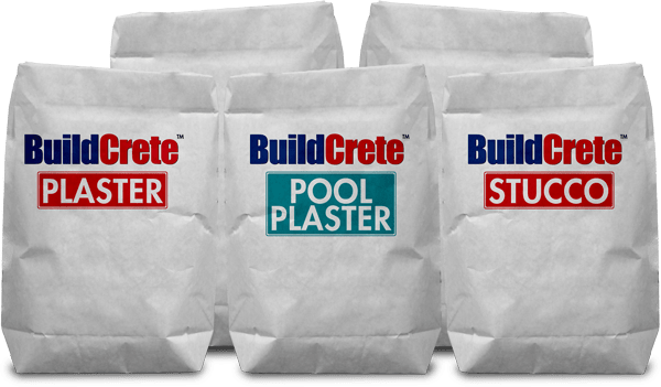 BuildCrete Plaster-PoolPlaster-Stucco