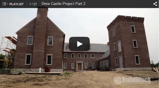 Project Spotlight: Building an ICF Castle Part 2