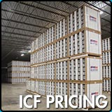 Buildblock insulating concrete forms icfs for Icf pricing