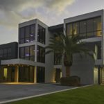 Atlantic Beach House Finished Exterior