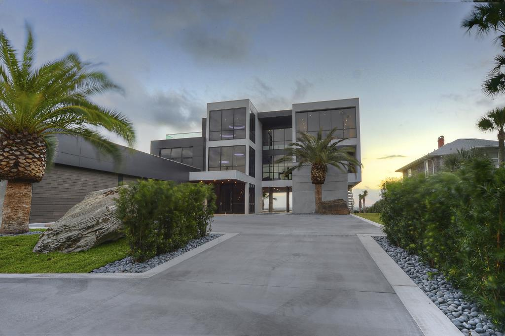 Buildblock project atlantic beach house wins icf builder for Icf construction florida