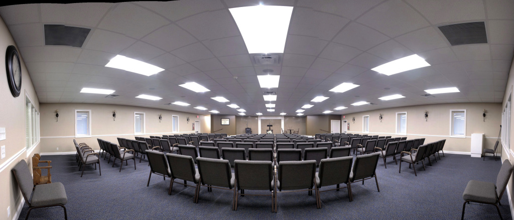 Kingdom Hall, yazoo City, MS