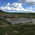Water Filtration Plant, White Sulfur Springs, Montana
